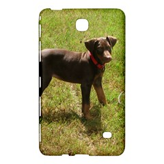 Red Doberman Puppy Samsung Galaxy Tab 4 (8 ) Hardshell Case