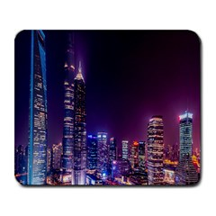 Raised Building Frame Large Mousepads