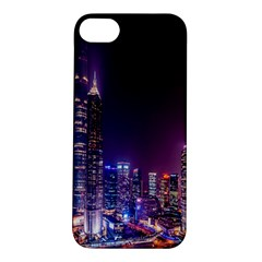 Raised Building Frame Apple iPhone 5S/ SE Hardshell Case