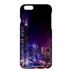 Raised Building Frame Apple iPhone 6 Plus/6S Plus Hardshell Case