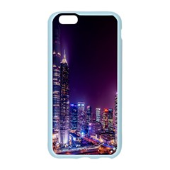 Raised Building Frame Apple Seamless iPhone 6/6S Case (Color)