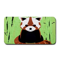 Red Panda Bamboo Firefox Animal Medium Bar Mats