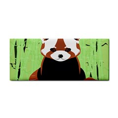 Red Panda Bamboo Firefox Animal Cosmetic Storage Cases