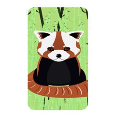 Red Panda Bamboo Firefox Animal Memory Card Reader