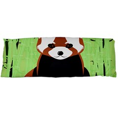 Red Panda Bamboo Firefox Animal Body Pillow Case Dakimakura (Two Sides)
