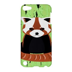 Red Panda Bamboo Firefox Animal Apple iPod Touch 5 Hardshell Case