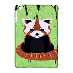 Red Panda Bamboo Firefox Animal Apple iPad Mini Hardshell Case (Compatible with Smart Cover)