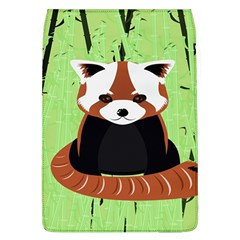 Red Panda Bamboo Firefox Animal Flap Covers (L)