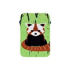 Red Panda Bamboo Firefox Animal Apple Ipad Mini Protective Soft Cases