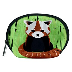 Red Panda Bamboo Firefox Animal Accessory Pouches (medium)