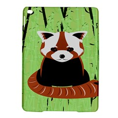 Red Panda Bamboo Firefox Animal iPad Air 2 Hardshell Cases