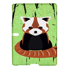 Red Panda Bamboo Firefox Animal Samsung Galaxy Tab S (10.5 ) Hardshell Case