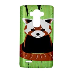 Red Panda Bamboo Firefox Animal LG G4 Hardshell Case