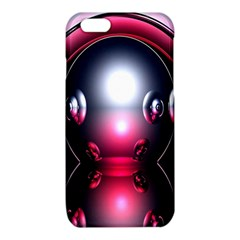 Red 3d  Computer Work iPhone 6/6S TPU Case