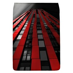 Red Building City Flap Covers (L)