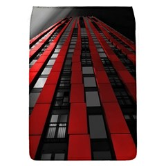 Red Building City Flap Covers (S)