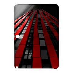 Red Building City Samsung Galaxy Tab Pro 10.1 Hardshell Case