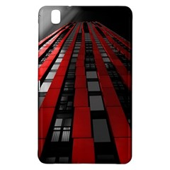 Red Building City Samsung Galaxy Tab Pro 8.4 Hardshell Case