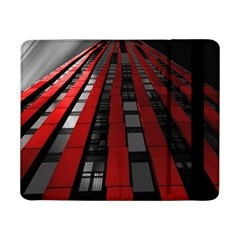 Red Building City Samsung Galaxy Tab Pro 8.4  Flip Case