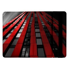 Red Building City Samsung Galaxy Tab Pro 12.2  Flip Case