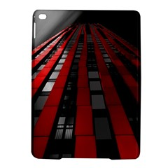 Red Building City iPad Air 2 Hardshell Cases