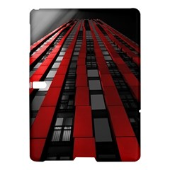 Red Building City Samsung Galaxy Tab S (10.5 ) Hardshell Case