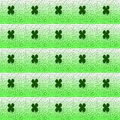 Shamrock Pattern Background Magic Photo Cubes