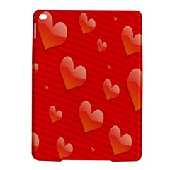 Red Hearts iPad Air 2 Hardshell Cases