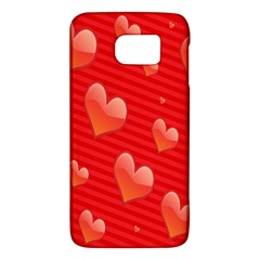 Red Hearts Galaxy S6