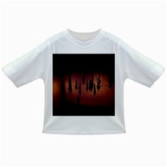 Silhouette Of Circus People Infant/Toddler T-Shirts
