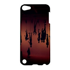 Silhouette Of Circus People Apple iPod Touch 5 Hardshell Case