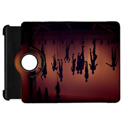 Silhouette Of Circus People Kindle Fire HD 7