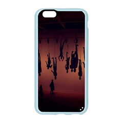 Silhouette Of Circus People Apple Seamless iPhone 6/6S Case (Color)