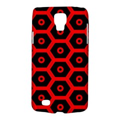 Red Bee Hive Texture Galaxy S4 Active