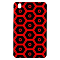 Red Bee Hive Texture Samsung Galaxy Tab Pro 8.4 Hardshell Case
