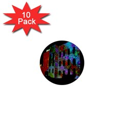 Science Center 1  Mini Buttons (10 pack)