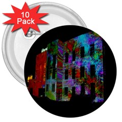 Science Center 3  Buttons (10 pack)