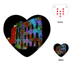 Science Center Playing Cards (Heart)
