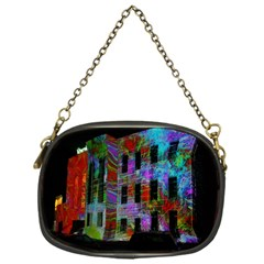 Science Center Chain Purses (One Side)