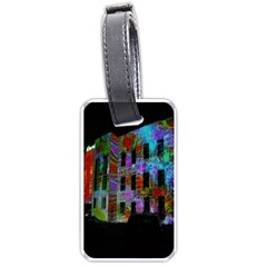 Science Center Luggage Tags (Two Sides)
