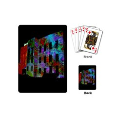 Science Center Playing Cards (Mini)