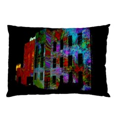 Science Center Pillow Case (Two Sides)