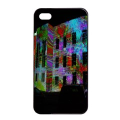 Science Center Apple iPhone 4/4s Seamless Case (Black)
