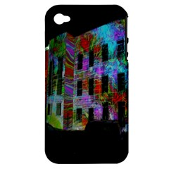 Science Center Apple iPhone 4/4S Hardshell Case (PC+Silicone)