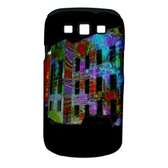 Science Center Samsung Galaxy S III Classic Hardshell Case (PC+Silicone)