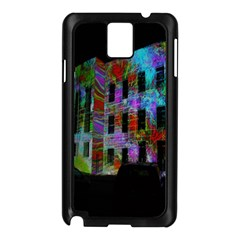 Science Center Samsung Galaxy Note 3 N9005 Case (Black)