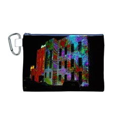 Science Center Canvas Cosmetic Bag (M)