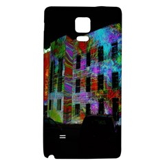Science Center Galaxy Note 4 Back Case