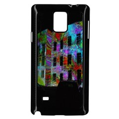 Science Center Samsung Galaxy Note 4 Case (black)