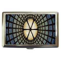 Stained Glass Colorful Glass Cigarette Money Cases
